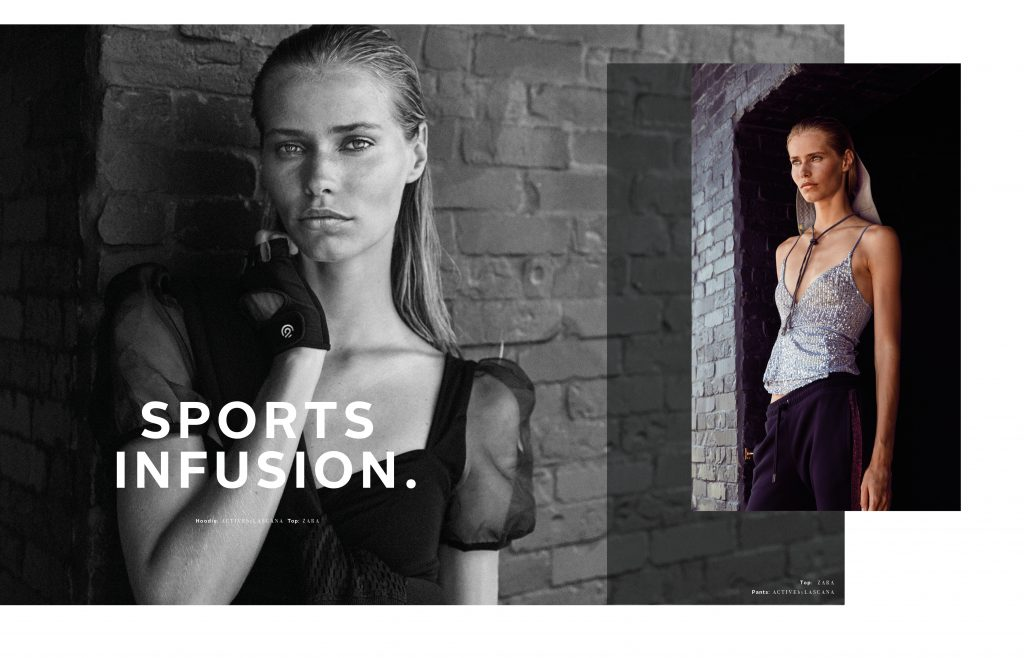 Sports infusion
